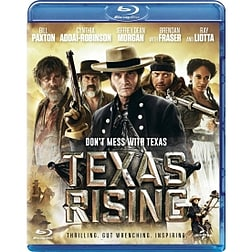 Texas Rising Blu-rayBlu-ray