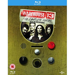 Warehouse 13: The Complete Series 1-5 Blu-rayBlu-ray