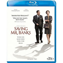 Saving Mr Banks Blu-rayBlu-ray