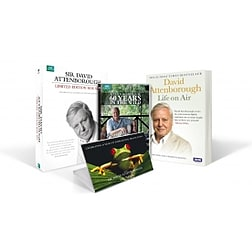 Attenborough 60 Years in the Wild Limited Edition Gift Set DVDBlu-ray