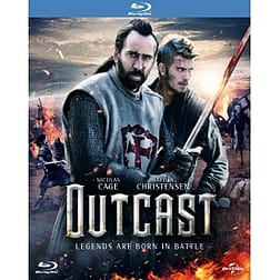 Outcast Blu-rayBlu-ray