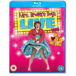 Mrs Brown's Boys Live Tour - For the Love of Mrs Brown Blu RayBlu-ray