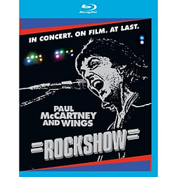 Paul McCartney & Wings Rockshow Blu-rayBlu-ray