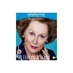 The Iron Lady Double Play Blu-ray & DVDBlu-ray