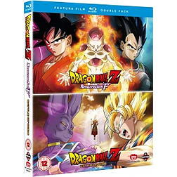 Dragon Ball Z: Battle Of Gods/Resurrection F Blu-rayBlu-ray