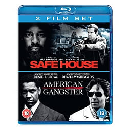 Safe House 2012 / American Gangster Blu-RayBlu-ray