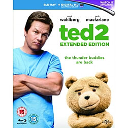 Ted 2 - Extended Edition Blu-rayBlu-ray