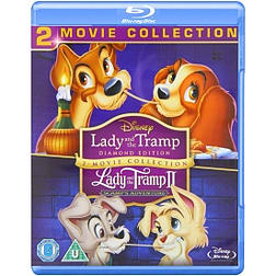 Lady and the Tramp 2 Movie Collection Blu-rayBlu-ray