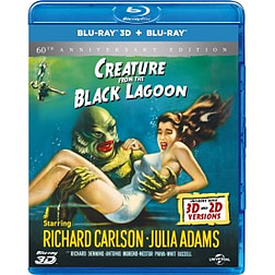 THE CREATURE FROM THE BLACK LAGOON 2014Blu-ray