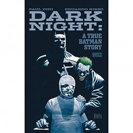 Dark Night A True Batman Story (Hardcover)Books