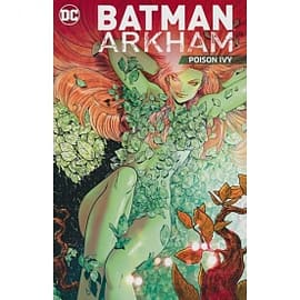 Batman Arkham Poison IvyBooks