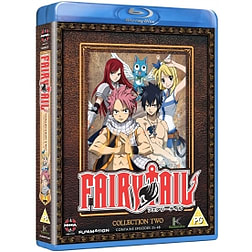 Fairy Tail Collection Two Episodes 25-48 Blu-rayBlu-ray