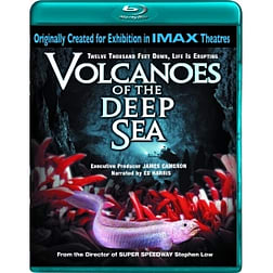 IMAX Volcanoes Of The Deep Sea Blu-rayBlu-ray