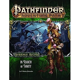 Pathfinder Adventure Path #109: In Search of Sanity (Strange Aeons 1 of 6)Books