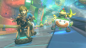 Mario Kart 8 Deluxe screen shot 14