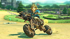 Mario Kart 8 Deluxe screen shot 16