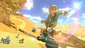 Mario Kart 8 Deluxe screen shot 20