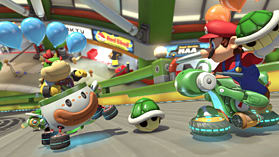 Mario Kart 8 Deluxe screen shot 2