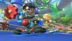 Mario Kart 8 Deluxe screen shot 4