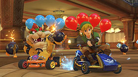 Mario Kart 8 Deluxe screen shot 6