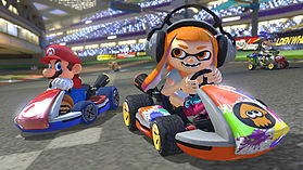 Mario Kart 8 Deluxe screen shot 8