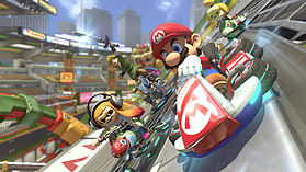 Mario Kart 8 Deluxe screen shot 9