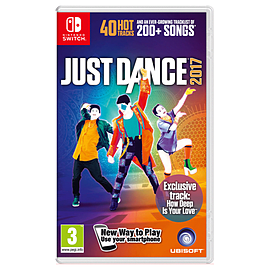 Just Dance 2017Switch