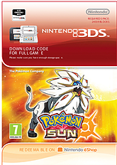 Pokémon Sun (Download)2DS/3DS