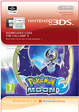 Pokémon Moon (Download)2DS/3DS
