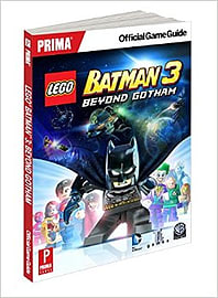 Lego Batman 3 Beyond Gotham Official Game GuideBooks