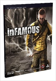 Infamous Official Strategy GuideBooks