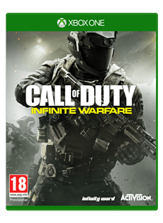 Call of Duty: Infinite WarfareXbox OneCover Art