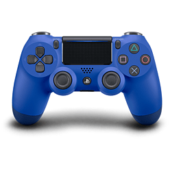 New PlayStation Dualshock 4 Wave Blue PlayStation 4