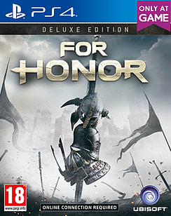 For Honor Deluxe EditionPlayStation 4Cover Art