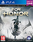 For Honor Deluxe Edition - Only at GAME PS4