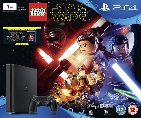 Buy PlayStation 4 1TB Slim with LEGO Star Wars and More | Free UK ...