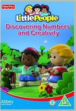 Little People - Discovering Numbers & Creativity [DVD]DVD