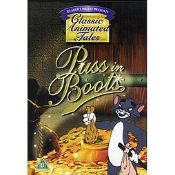 Puss in Boots - Classic Animated Tales DVD (RD)DVD