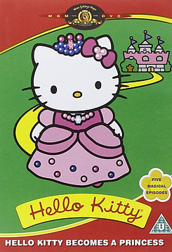 Hello Kitty: Hello Kitty Becomes a Princess [DVD]DVD