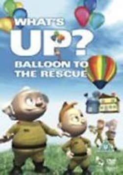 What's Up? Balloon To The Rescue [DVD]DVD
