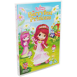 Strawberry Shortcake -The Berryfest Princess [DVD]DVD