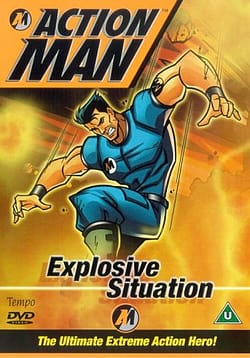 Action Man - Explosive Situation [1995] [DVD]DVD