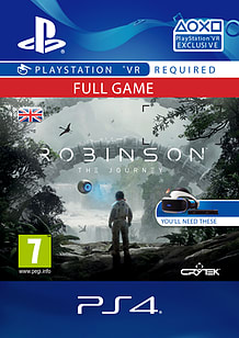 Robinson: The JourneyPlayStation 4