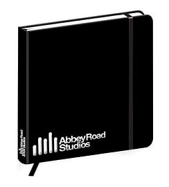 Abbey Road Notebook Studios Logo new Official quality hardback journal NotebookSize:Stationery