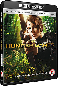 The Hunger Games 4K (Blu-ray)Blu-ray