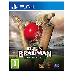Don Bradman Cricket 17PlayStation 4Cover Art