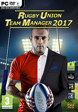 Rugby Union Team Manager 2017PCCover Art