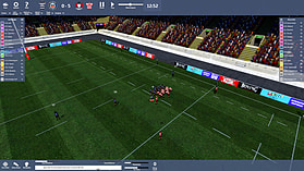 Rugby Union Team Manager 2017 screen shot 3