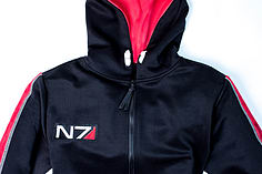 ME N7 Pathfinder Female Hoodie - 2XLarge screen shot 2