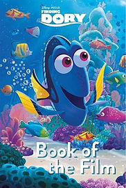 Disney Pixar Finding Dory Book of the Film PaperbackBooks